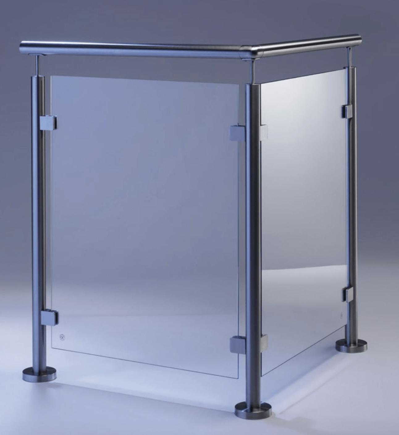 Standart klaaspiire